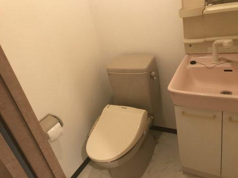 トイレ・クロス張替えサムネイル